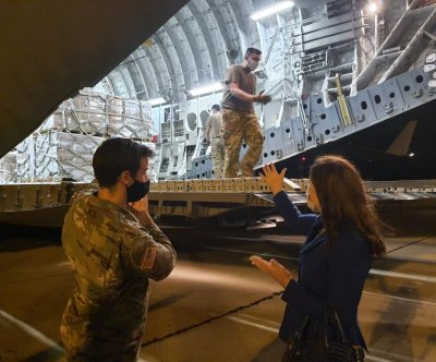 U.S. military sending food, water, medical supplies to Lebanon