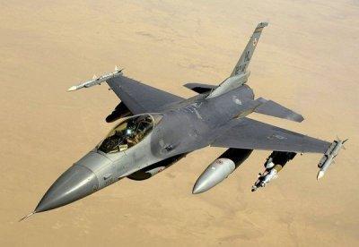 Iraq seeks new F-16s to bolster air force