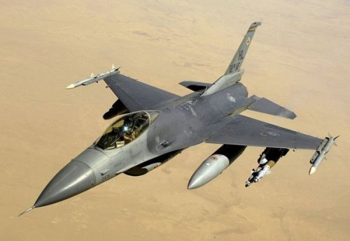 Iraq seeks new F-16s to bolster air force