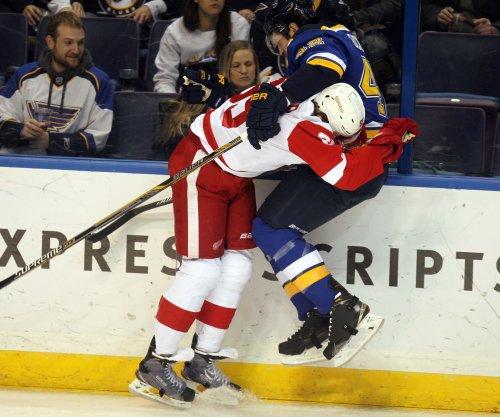 Datsyuk's late OT strike sends Detroit Red Wings past St. Louis Blues