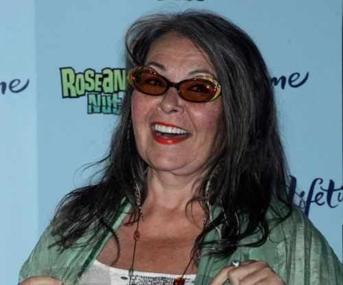 Roseanne Barr says she has hope for 'great comic' Bill Cosby