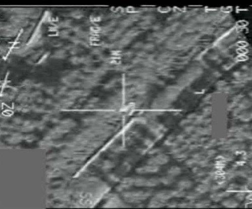 Airstrikes target Islamic State near Iraqi refinery