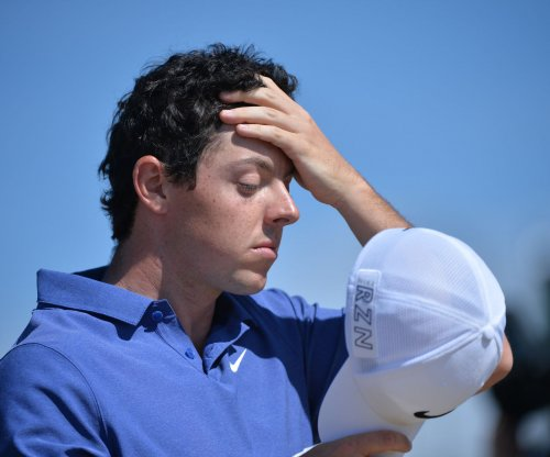 Rory McIlroy shows signs of recovery