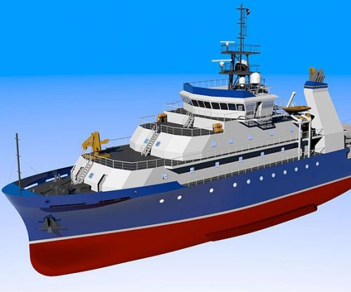 New research vessel passes Navy acceptance trials