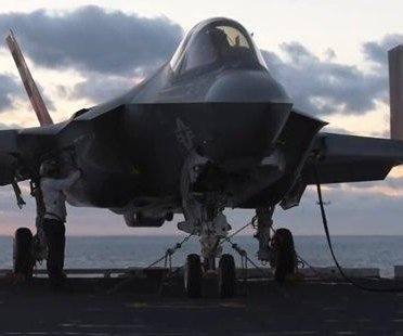 U.S. Navy completes F-35C testing on USS Eisenhower