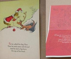 Canadian prison Christmas cards found laced with liquid meth