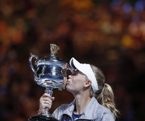 Australian Open: Caroline Wozniacki wins first Grand Slam
