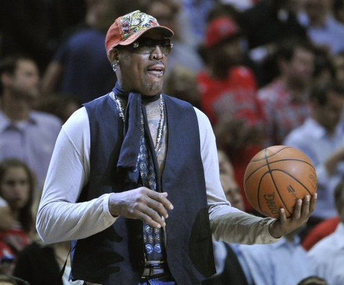 NBA HOFer Dennis Rodman is 30-days sober