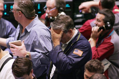 Crude oil prices retreat in sell-off action
