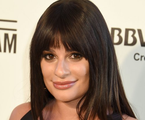 Lea Michele is engaged to Zandy Reich