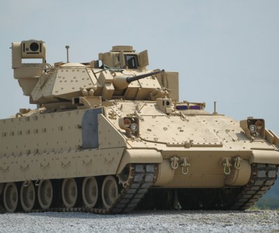 Army taps BAE for new Bradley vehicles