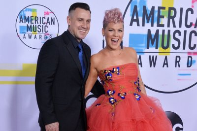 Pink, Carey Hart celebrate son Jameson's 2nd birthday