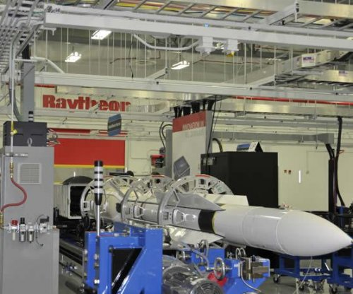 Raytheon awarded $19M contract for work on SM-2, SM-6 missiles