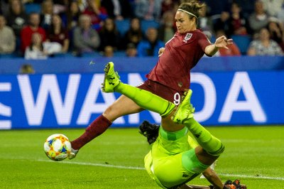 Women's World Cup: England slips by Argentina