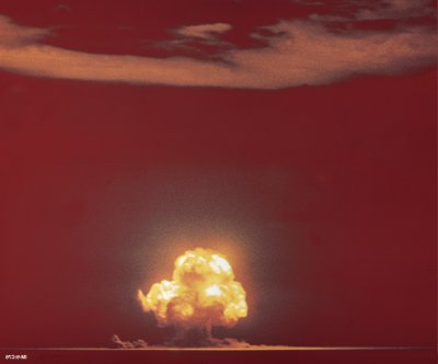 75 years ago, 'Trinity' test ushed in nuclear age, changed the world