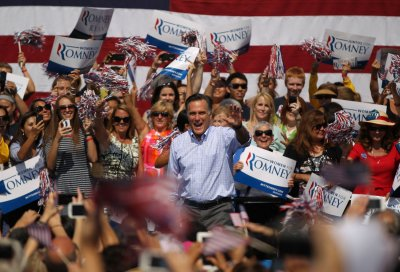 Aides outline Romney's foreign policy