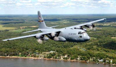 DRS continues work on USCG aircraft
