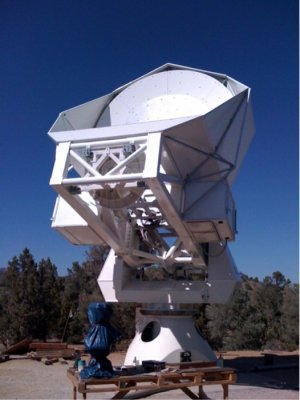 Telescopes to probe universe's origin