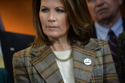 Michele Bachmann says gay marriage is 'boring'