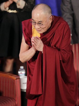 Dalai Lama: Pilgrimage to Tibet planned