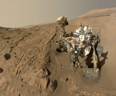 Mars rover technology to help detect leaks in natural gas pipes