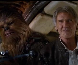 'Star Wars: The Force Awakens' debuts new teaser trailer