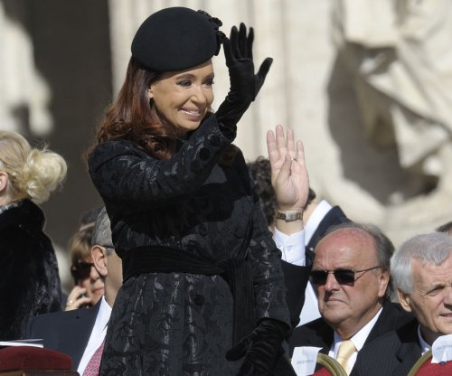 Argentines vote for Cristina Kirchner's successor