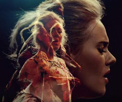 Adele dances in 'Send My Love (to Your New Lover)' video