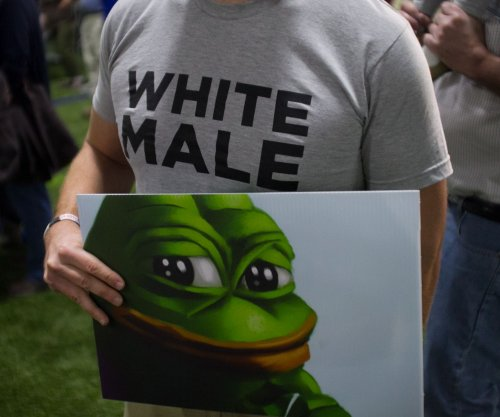 'Pepe the frog' cartoon designated as hate symbol by Anti-Defamation League