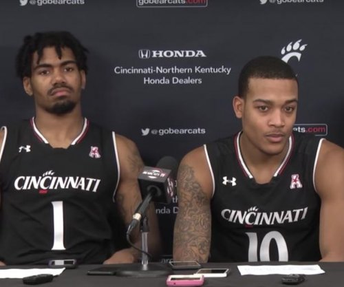 No. 19 Cincinnati snaps slide against No. 24 Xavier