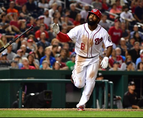Washington Nationals scoot past Miami Marlins