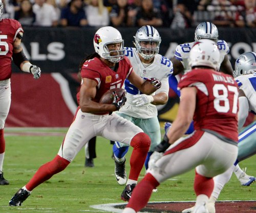 Arizona Cardinals' ageless WR Larry Fitzgerald a star in a losing cause vs. Dallas Cowboys