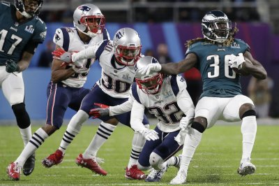 Eagles' Ajayi takes jab at Dolphins' Gase after Super Bowl win