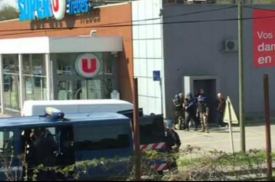 3 killed by militant in separate attacks in southern France