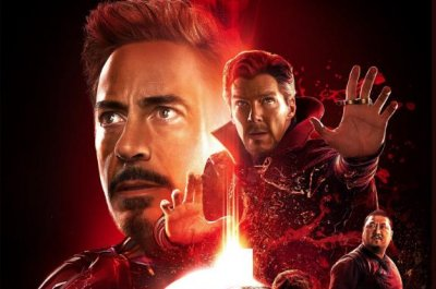 The Avengers assemble in new 'Infinity War' posters