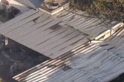 Fire kills 10 teenage soccer players at sports facility in Rio de Jaineiro