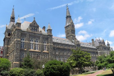 Georgetown students vote for slavery reparation fee