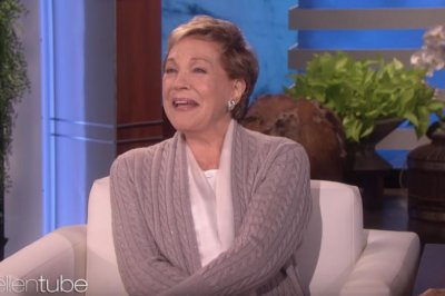 Julie Andrews recalls watching orgy scene with Blake Edwards