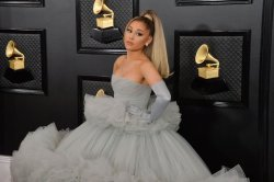 Ariana Grande's 'Positions' tops U.S. album chart for 2nd week