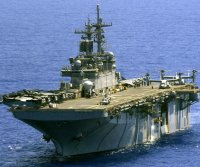 BAE awarded $197.4M for work on USS Wasp