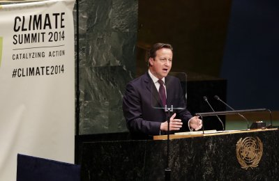 U.S.-led airstrikes in Iraq could last years, Cameron tells British Parliament
