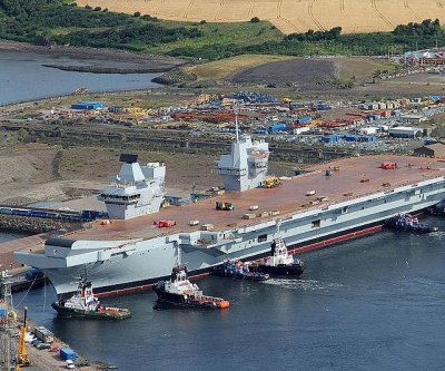 Work to prepare Portsmouth Navy base for new carriers begins