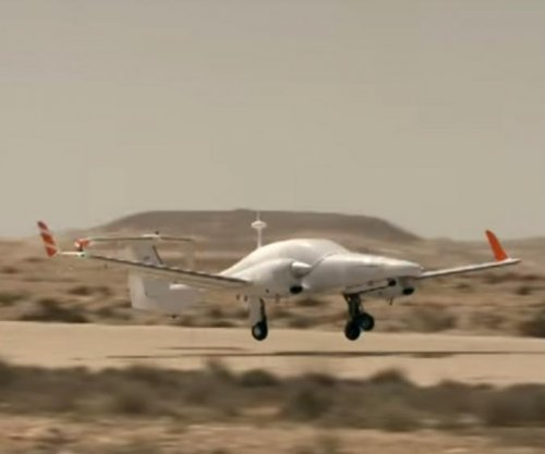 Israeli-made Dominator UAV tested in Mexico