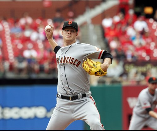 Matt Cain snaps skid as San Francisco Giants top Chicago Cubs