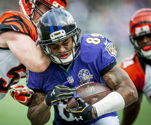 Baltimore Ravens WR Steve Smith uncertain when he'll return