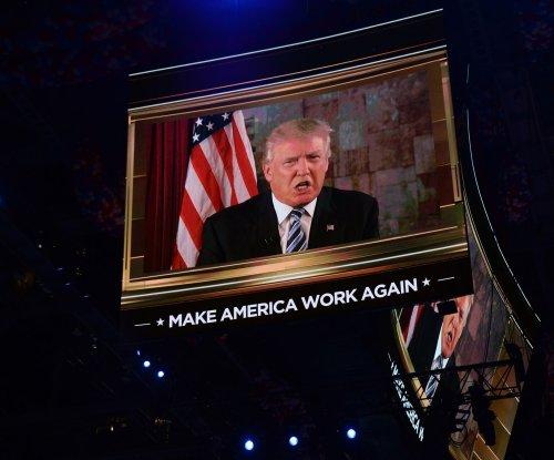 Donald Trump addresses GOP convention via video, thanking delegates