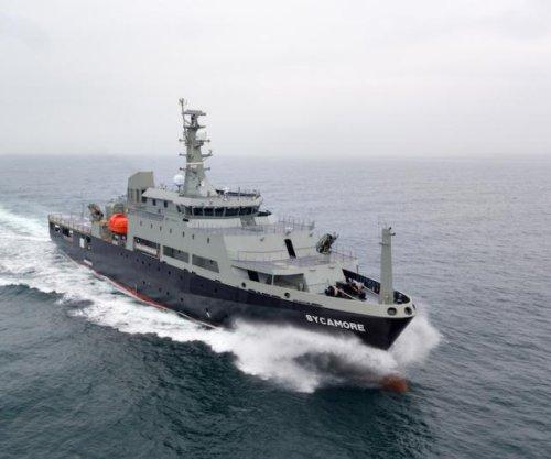 Damen prepares training vessel for Australian navy