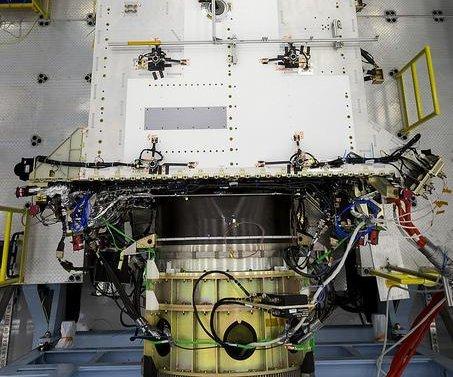 Lockheed Martin nears completion of GPS III satellite