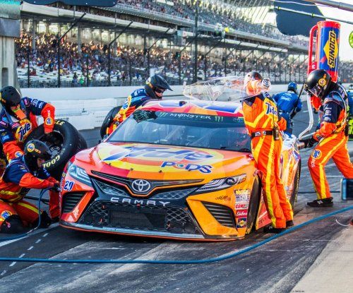 NASCAR notebook:Playoff pressure mounting