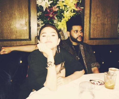Selena Gomez shares dinner date photo with The Weeknd